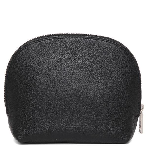 465592 ADAX Cormorano cosmetic purse black foran