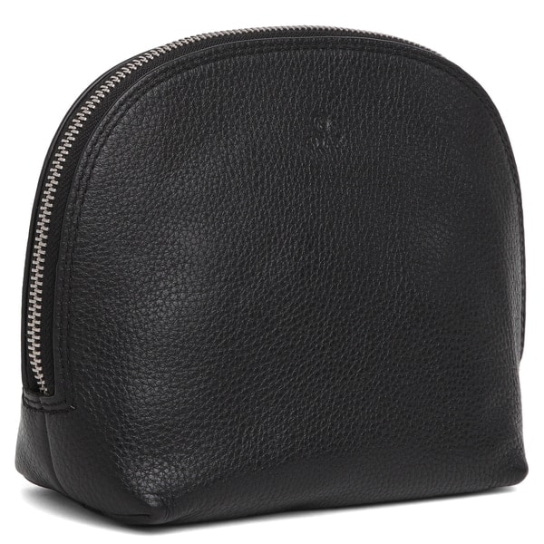 465592 ADAX Cormorano cosmetic purse black skrå