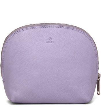 465592 ADAX Cormorano cosmetic purse light purple foran