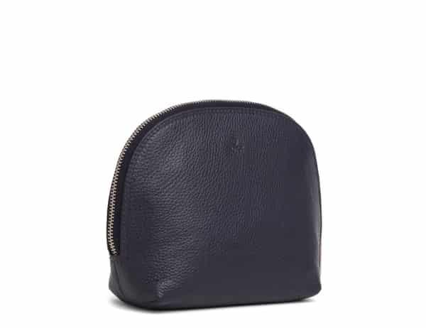 465592 ADAX Cormorano cosmetic purse navy skrå