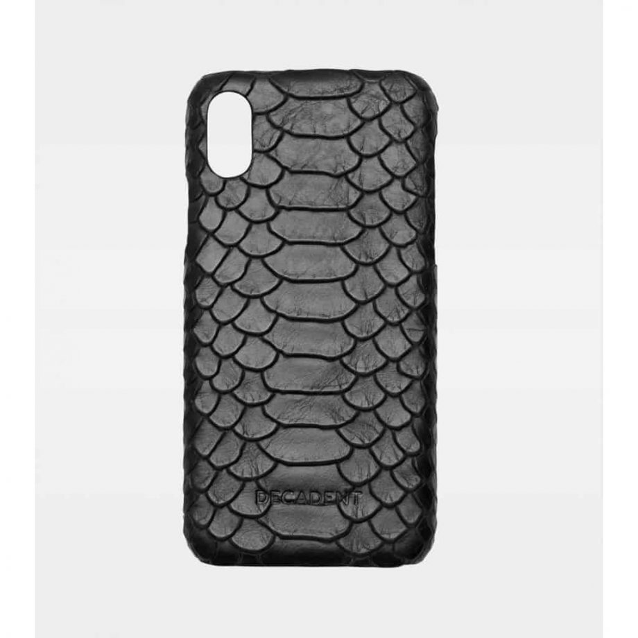 DE551 - Anaconda black - Forside