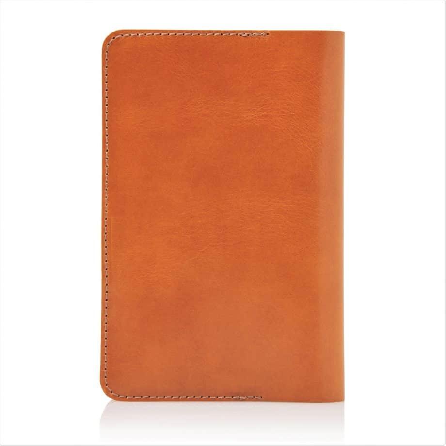 59 6050 Castelijn Beerens Notebook Cover A5 Cognac Bakside