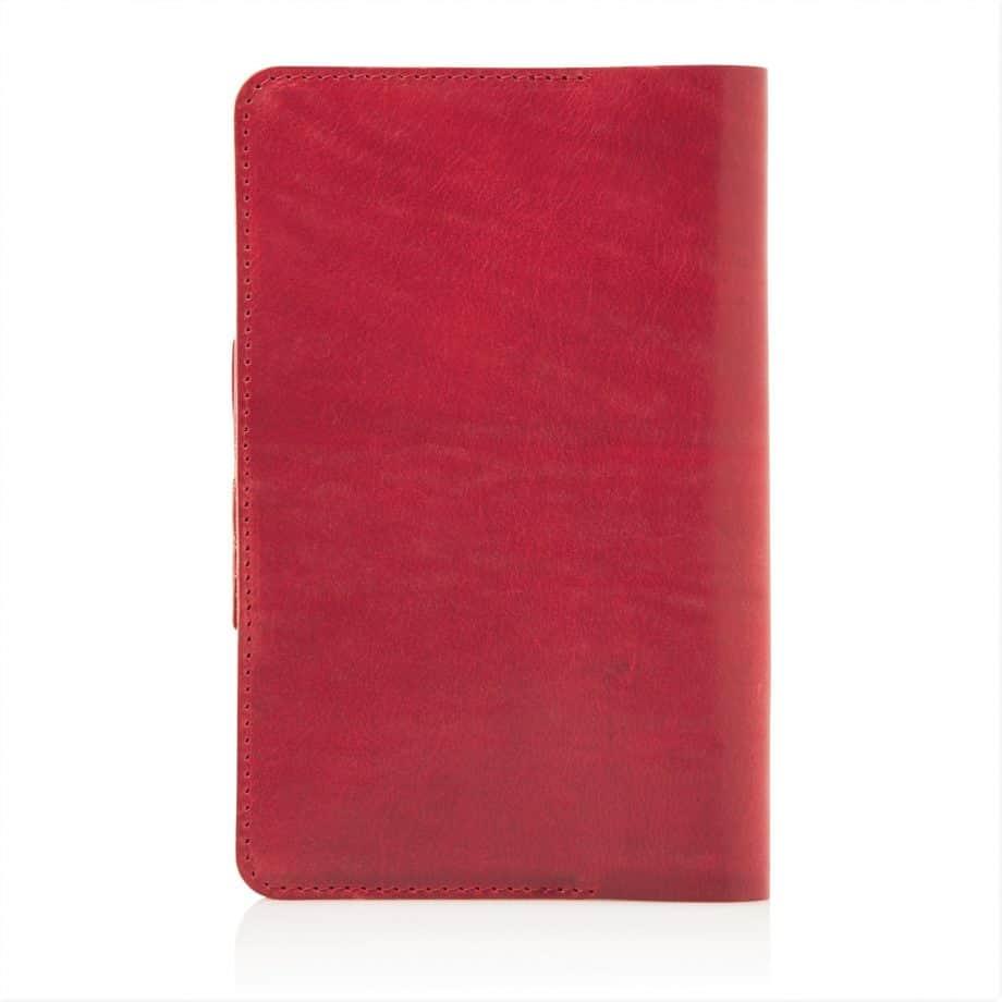 59 6050 Castelijn Beerens Notebook Cover A5 Red Bakside