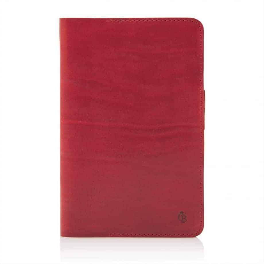 59 6050 Castelijn Beerens Notebook Cover A5 Red Forside