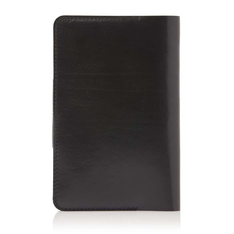 59 6050 Castelijn Beerens Notebook Cover A5 Sort Bakside