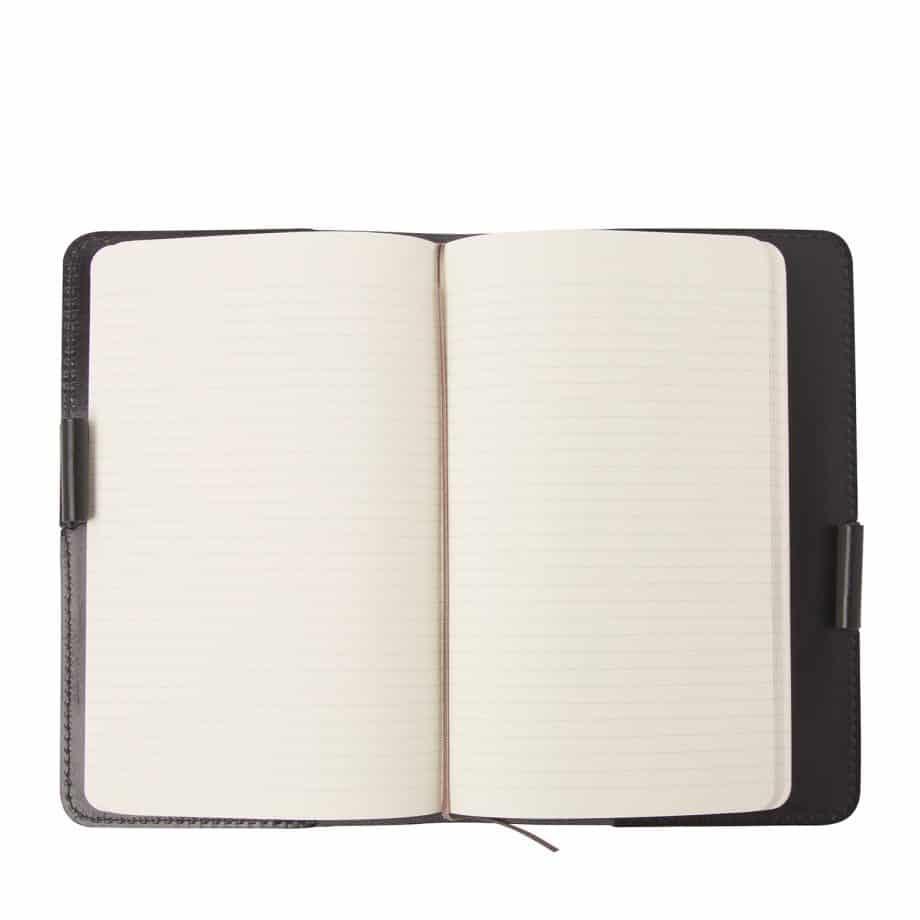 59 6050 Castelijn Beerens Notebook Cover A5 Sort Innside