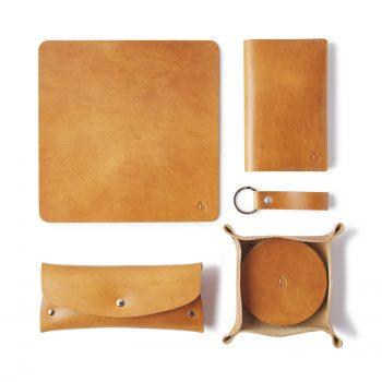 590100 Castelijn Beerens Office Kit Cognac