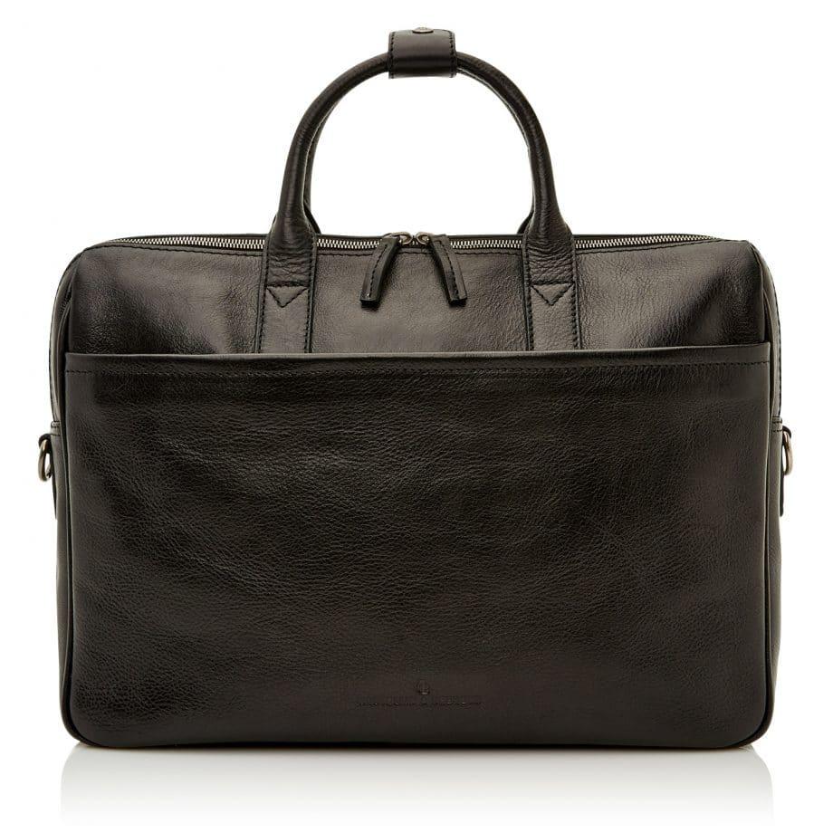 64 9473 Castelijn Beerens Laptop Bag sort forside