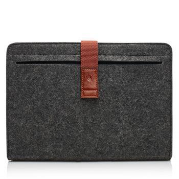 64 9678 Laptop Sleeve 15.6 light brown Forside