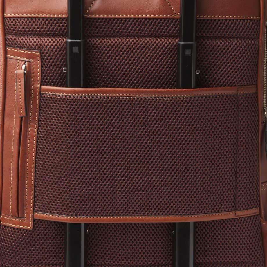 689576 Castelijn Beerens Verona Laptop Backpack 15.6 Light Brown Detaljer 3