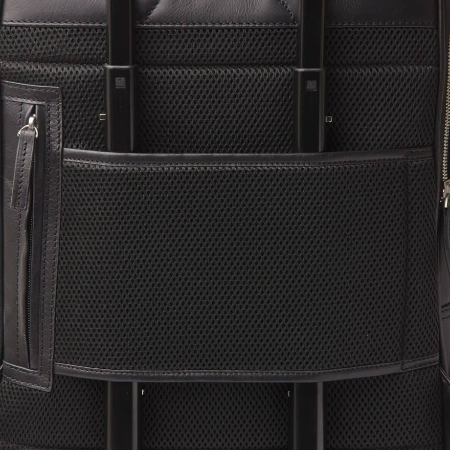 689576 Castelijn Beerens Verona Laptop Backpack 15.6 Sort Detaljer 3