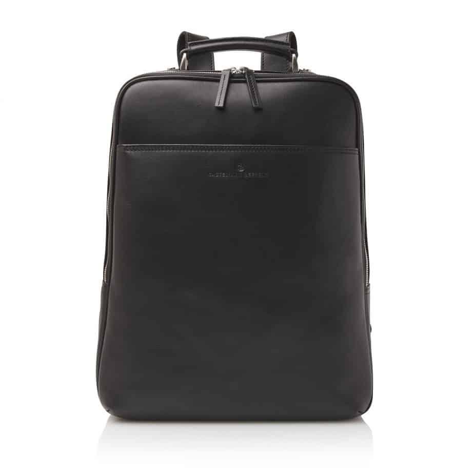 689576 Castelijn Beerens Verona Laptop Backpack 15.6 Sort Forside