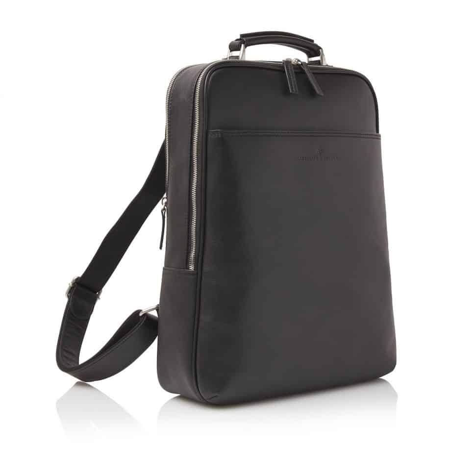 689576 Castelijn Beerens Verona Laptop Backpack 15.6 Sort Side