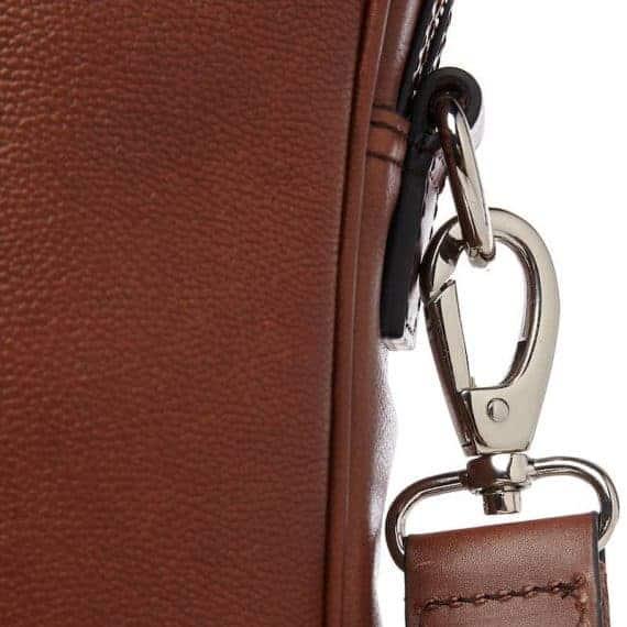 69 9472 Castelijn _ Beerens - Vivo - Laptop Bag 15.6_ RFID - Cognac detaljer 2