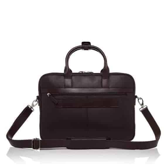 69 9472 Castelijn _ Beerens - Vivo - Laptop Bag 15.6_ RFID - Mocca bakside