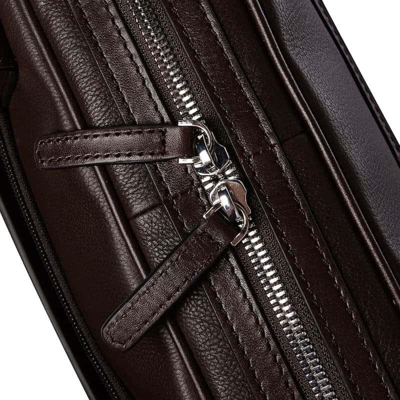 69 9472 Castelijn _ Beerens - Vivo - Laptop Bag 15.6_ RFID - Mocca detaljer