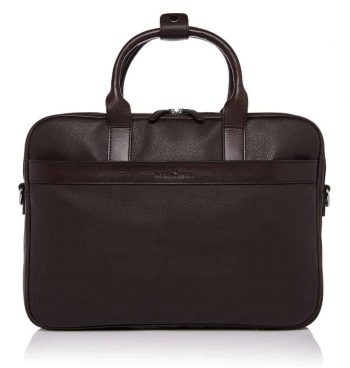 69 9472 Castelijn _ Beerens - Vivo - Laptop Bag 15.6_ RFID - Mocca forside