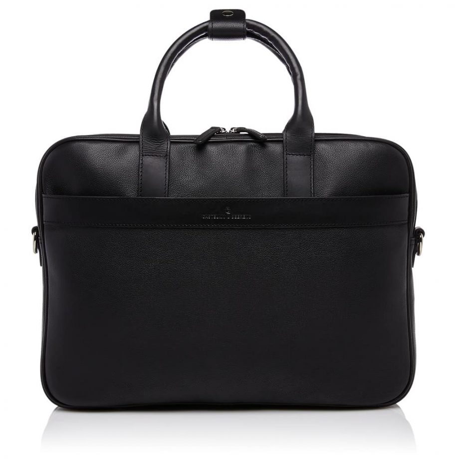 69 9472 Castelijn _ Beerens - Vivo - Laptop Bag 15.6_ RFID - sort forside