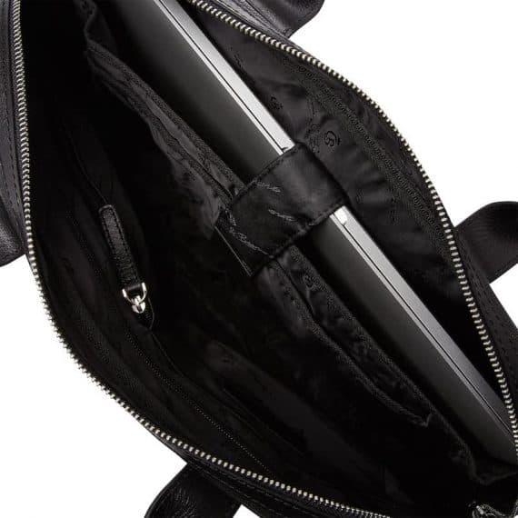 69 9472 Castelijn _ Beerens - Vivo - Laptop Bag 15.6_ RFID - sort open