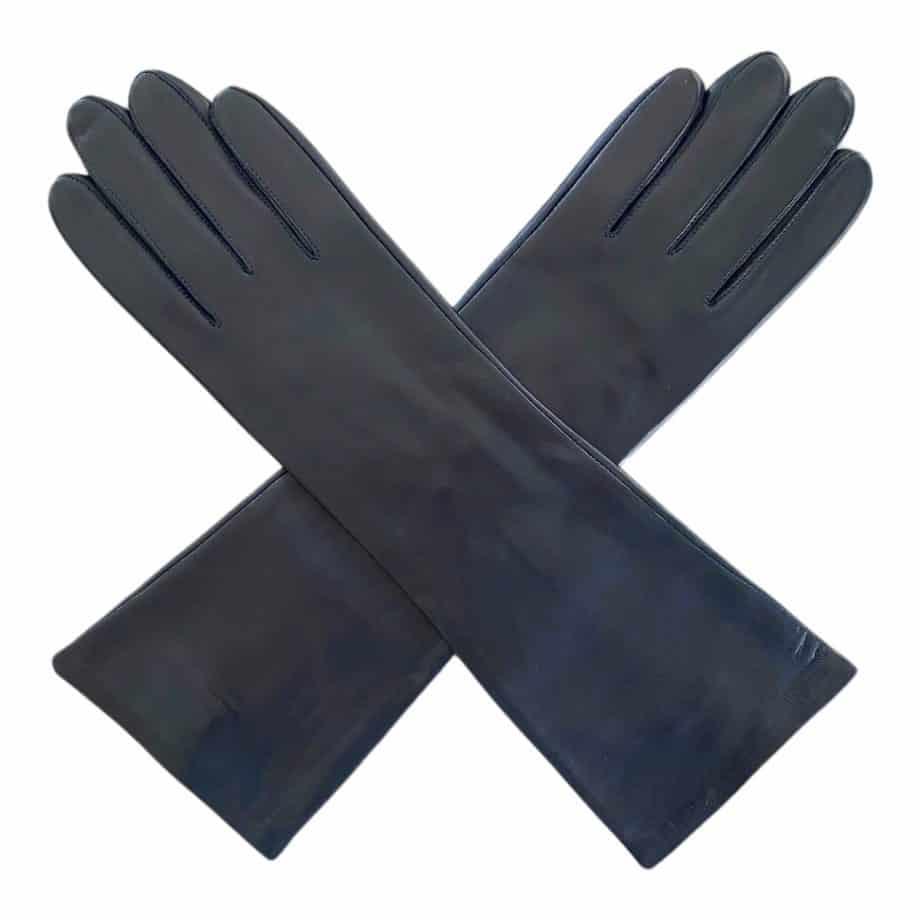 70914904 Navy lange silke 1