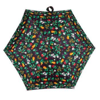 8072NDF Totes paraply tropisk frukt open