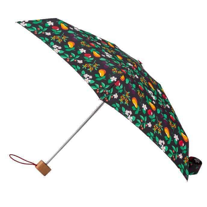 8072NDF Totes paraply tropisk frukt side