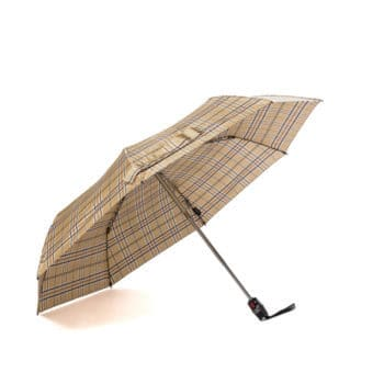 9532005390 Knirps paraply T.200 checkers oppslått