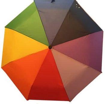 ABC Paraply Regnbue