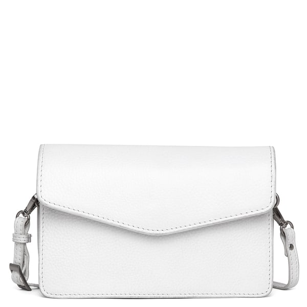 ADAX 295592 Cormorano shoulder bag white foran