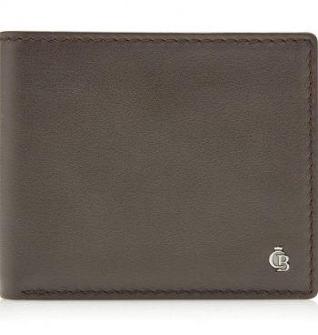 80 4198 Castelijn Beerens Lommebok 8 kort RFID Mocca Forside