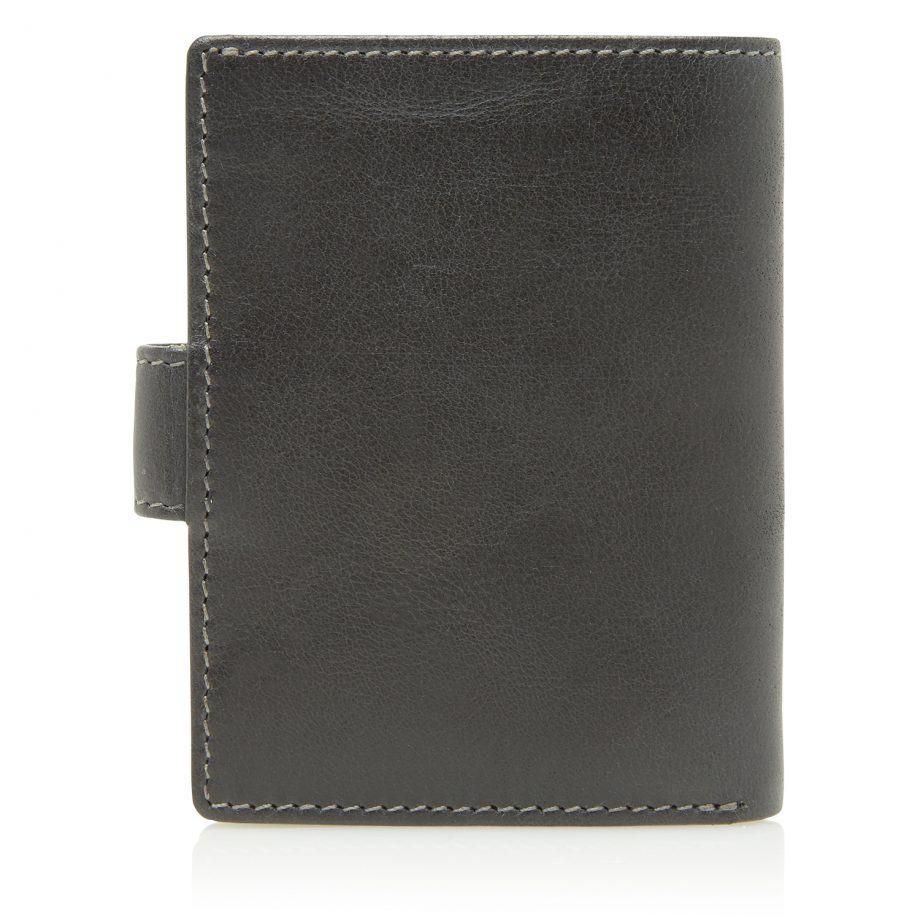 48 0856 Castelijn Beerens RFID 10 Card Mini Wallet Sort Bakside