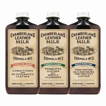 Chamberlains gavesett balsam rens impregnering - rent produktbilde