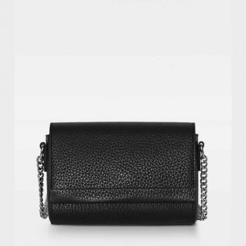 DE112 Evelyn cross-body sort forside