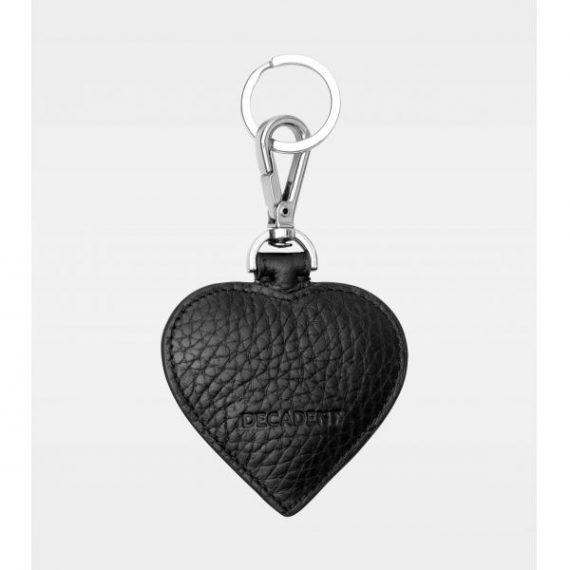 DE118 Decadent Heart Keyring sort bakside