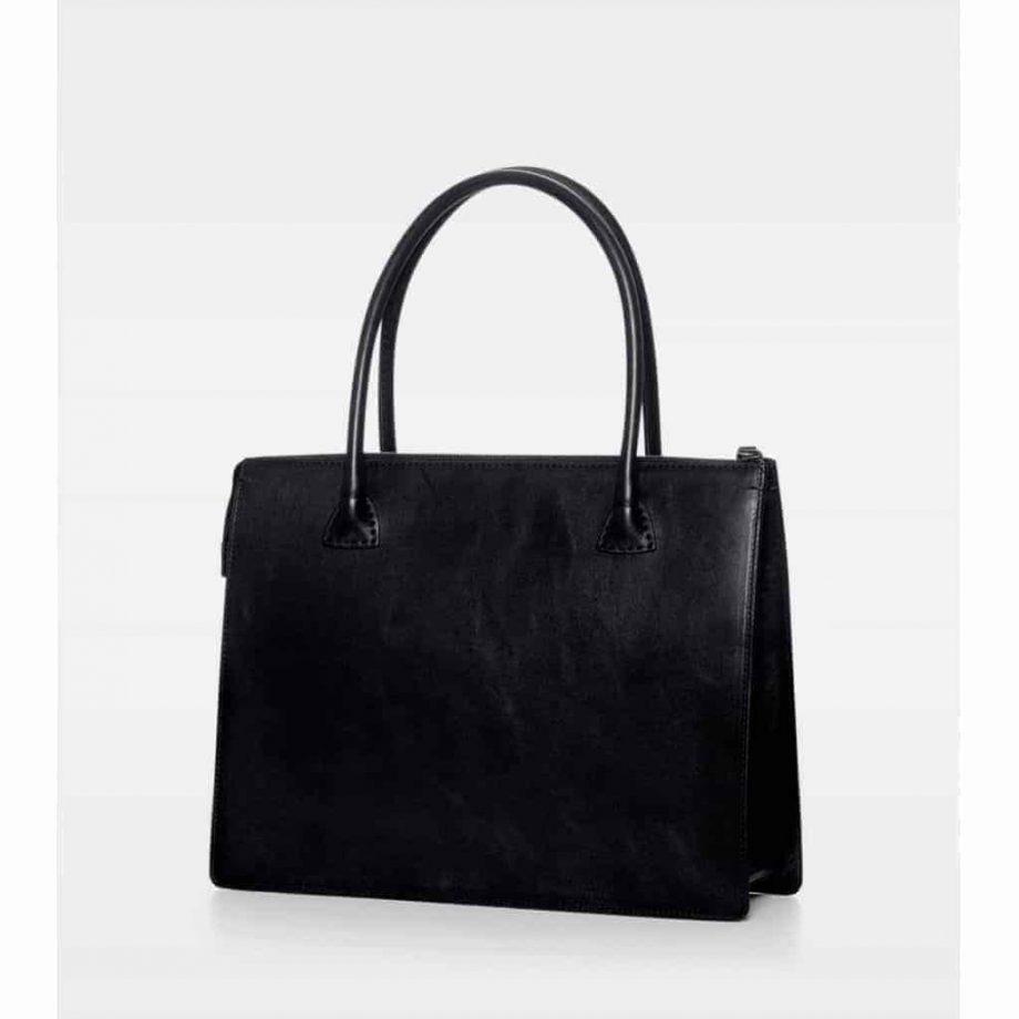 DE120-A Decadent Reba Working bag two pocket sort bakside