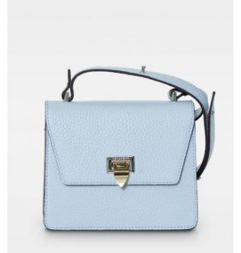 DE184 Shirley crossover ice blue forfra