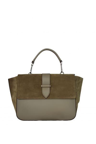 DE191 DECADENT Jess handbag safari forside