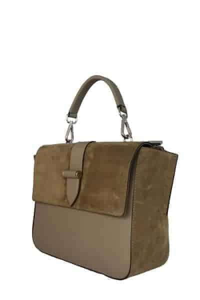 DE191 DECADENT Jess handbag safari fra siden