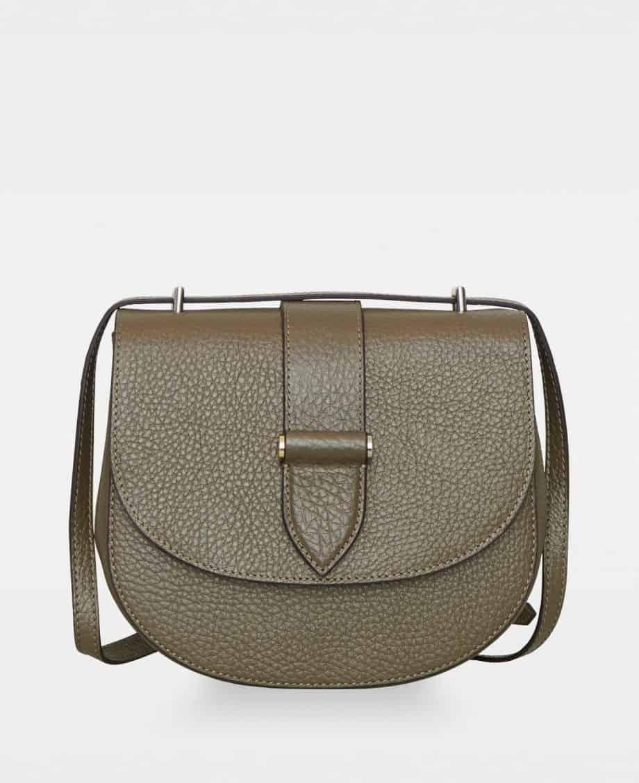 DE206 Kim satchel bag oliven