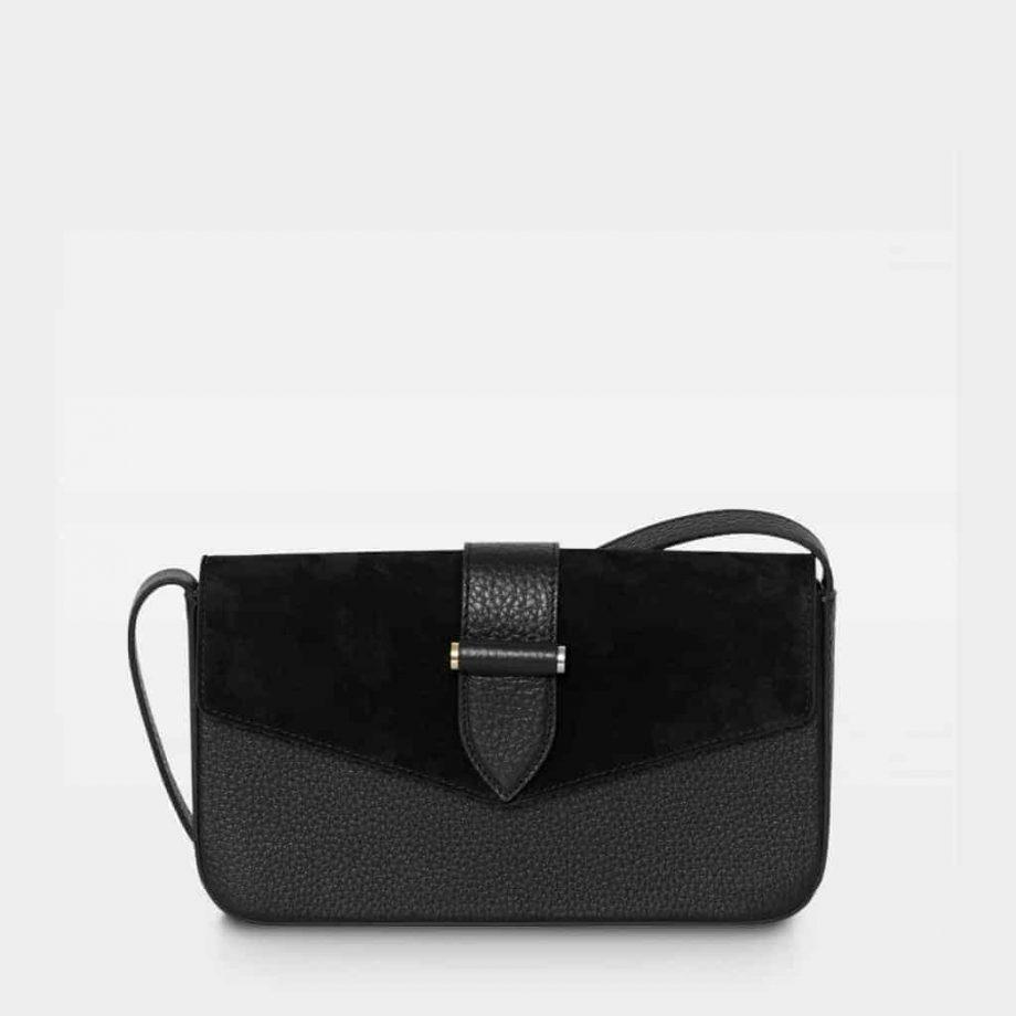 DE238 Miranda shoulder bag sort forside