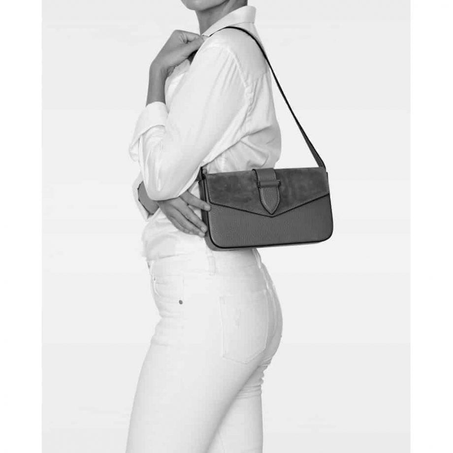 DE238 Miranda shoulder bag sort modellbilde