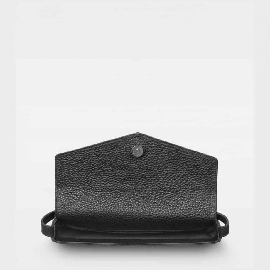 DE238 Miranda shoulder bag sort open