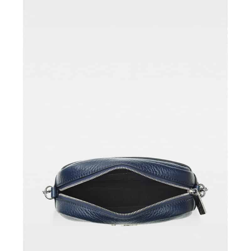 DE274-B Decadent Michelle tiny bag -navy åpen