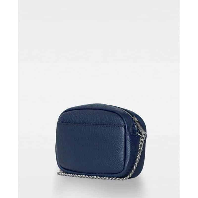 DE274-B Decadent Michelle tiny bag -navy bakside