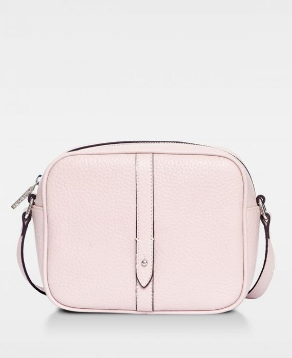 DE374 Decadent Polina cross body soft pink forside