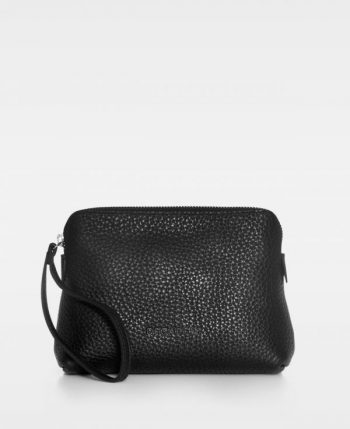 DE502 Decadent Hannah makeup purse black forside