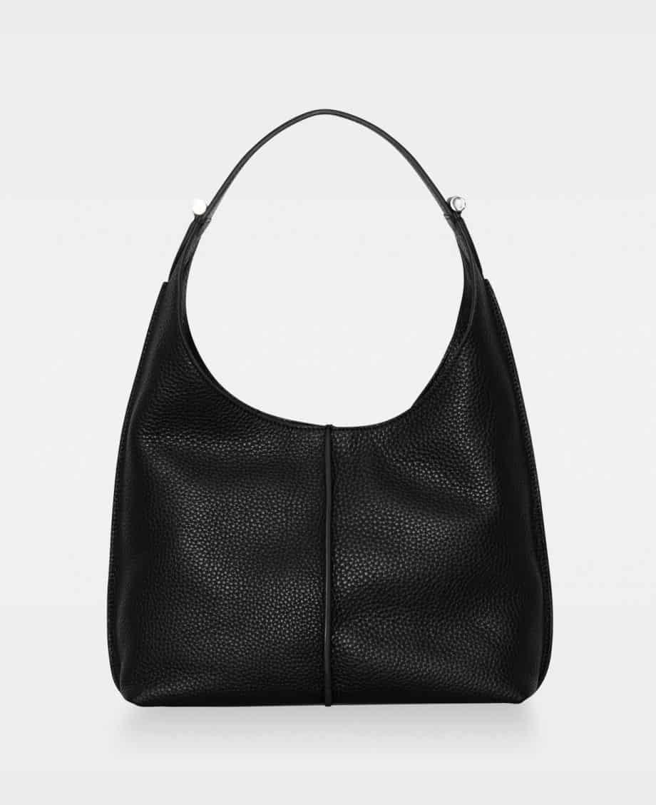 DE751 Carol Small Shoulder Bag Sort Forside