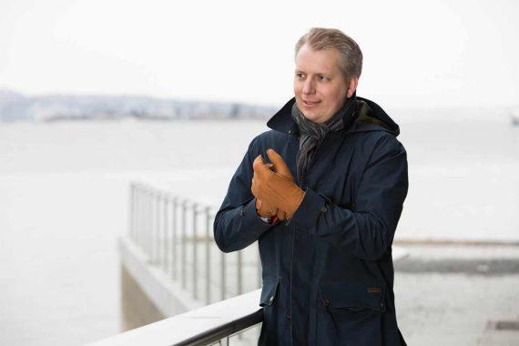 Villsvinshansker fra Hanske-Hallén