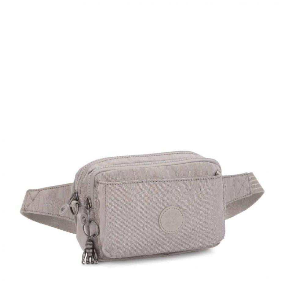 Kipling Abanu Multi Grey Beige Pep side