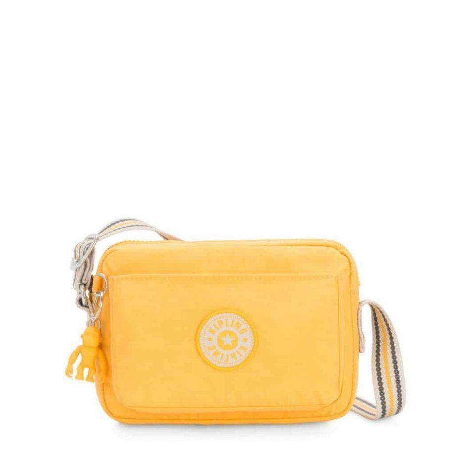 Kipling Abanu Vivid Yellow forside
